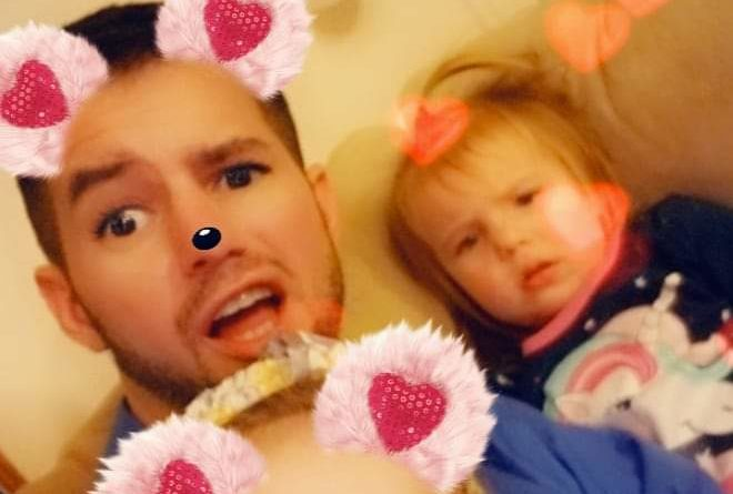 Single Dad Valentines With 2 Daughters