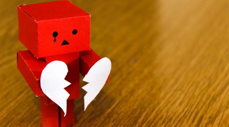 Broken Heart Divorce Dating